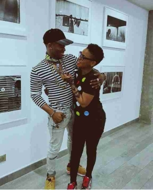 Korede Bello And Chidinma All Loved In New Photo